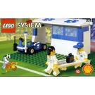 LEGO Paramedic Unit Set 3312