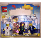 LEGO Paris Forum Des Halles Exclusive Minifigure Pack (PARIS)