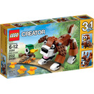 LEGO Park Animals Set 31044 Packaging