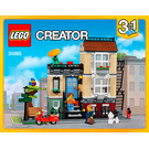 LEGO Park Street Townhouse Set 31065 Instructions