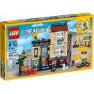 LEGO Park Street Townhouse Set 31065 Packaging