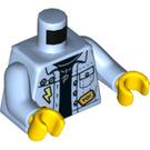 LEGO Parker L Jackson Torso (973 / 76382)