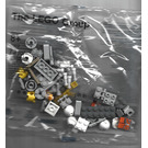 LEGO Parts for Star Wars: Build Your Own Adventure Set 11912