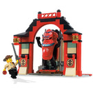LEGO Passage of Jun-Chi Set 7413