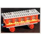 LEGO Passenger Coach Set 123