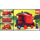 LEGO Passenger Coach Set 164