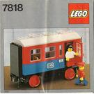 LEGO Passenger Coach Set 7818
