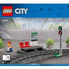 LEGO Passenger Train Set 60197 Instructions