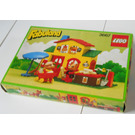 LEGO Pat and Freddy's Shop Set 3667 Packaging