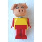 LEGO Patricia Pig Fabuland Minifigure