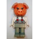 LEGO Patricia Piglet Fabuland Minifigure