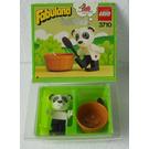 LEGO Patrick Panda Set 3710
