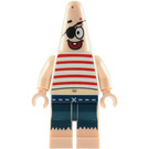 LEGO Patrick Star Pirate Minifigure