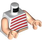 LEGO Patrick Star Pirate Torso (973 / 76382 / 76382)