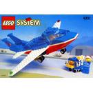 LEGO Patriot Jet Set 6331