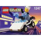 LEGO Patrol Car Set 1247-1