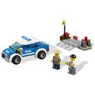 LEGO Patrol Car Set 4436