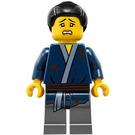 LEGO Patty Keys Minifigure