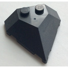 LEGO Pearl Dark Gray Slope 4 x 4 with Point