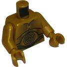 LEGO Pearl Gold C-3PO Torso (76382 / 76554)