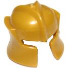 LEGO Pearl Gold Dark Knight Two-Tone Helmet (48493)