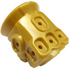 LEGO Pearl Gold Left Hand (36470)