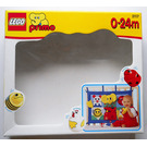 LEGO Peek-A-Boo Playmat Set 2117 Packaging