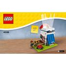 LEGO Pencil Pot Set 40188 Instructions