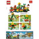 LEGO Pendulum Nose Set 2743 Instructions