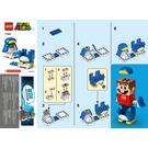 LEGO Penguin Mario Power-Up Pack Set 71384 Instructions