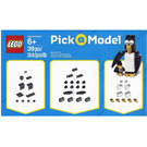 LEGO Penguin Set 3850015 Instructions