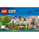LEGO People Pack - Outdoor Adventures Set 60202 Instructions