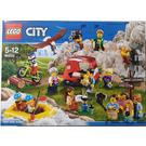 LEGO People Pack - Outdoor Adventures Set 60202 Packaging
