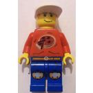 LEGO Pepper Roni Island Xtreme Stunts Minifigure