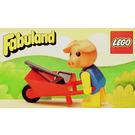 LEGO Percy Pig Set 3615-1