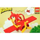 LEGO Percy Pilot Set 3630