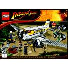 LEGO Peril in Peru Set 7628 Instructions
