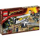 LEGO Peril in Peru Set 7628 Packaging