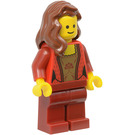 LEGO Pet Shop Female with Corset Minifigure
