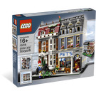 LEGO Pet Shop Set 10218 Packaging