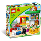 LEGO Pet Shop Set 5656 Packaging