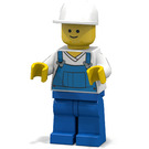 LEGO Pet Shop Workman Minifigure