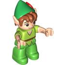 LEGO Peter Pan Duplo Figure