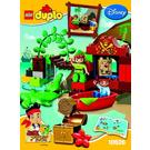 LEGO Peter Pan's Visit Set 10526 Instructions