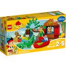 LEGO Peter Pan's Visit Set 10526 Packaging