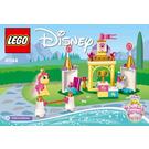 LEGO Petite's Royal Stable Set 41144 Instructions