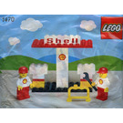 LEGO Petrol Pumps and Garage Staff Set 1470