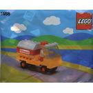 LEGO Petrol Tanker Set 1468
