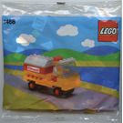 LEGO Petrol Tanker Set 1468 Packaging