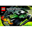 LEGO Phantom Crasher Set 8138 Instructions